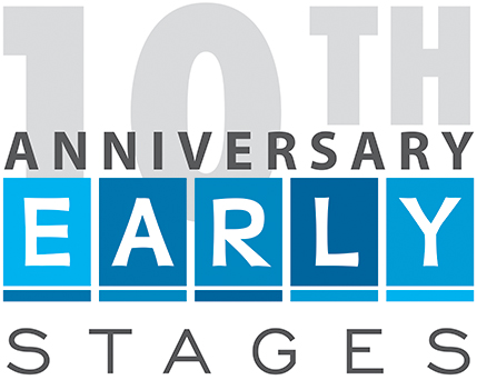 Early Stages 10th Anniversary Logo